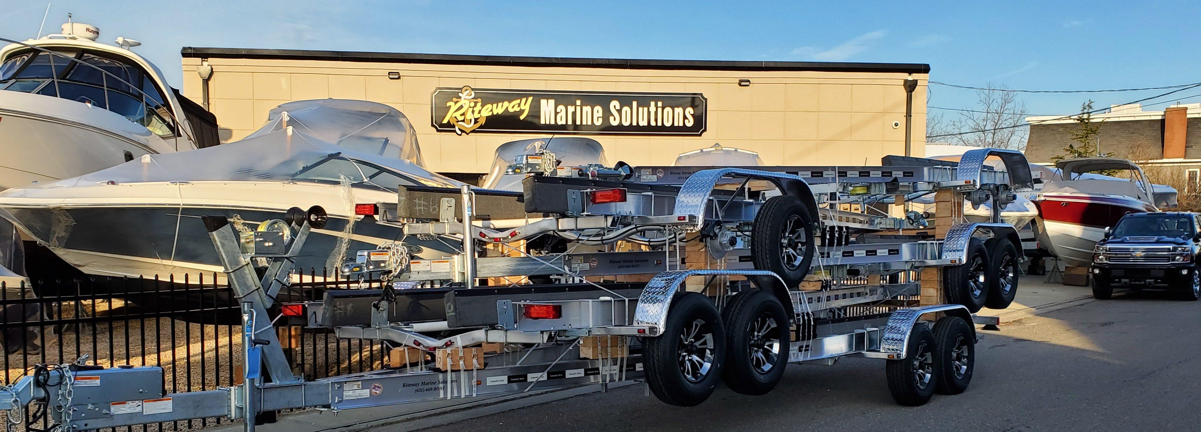 Riteway trailer sale